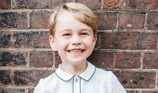 Prinz George hat wohl ein neues Hobby für sich entdeckt. (Foto)