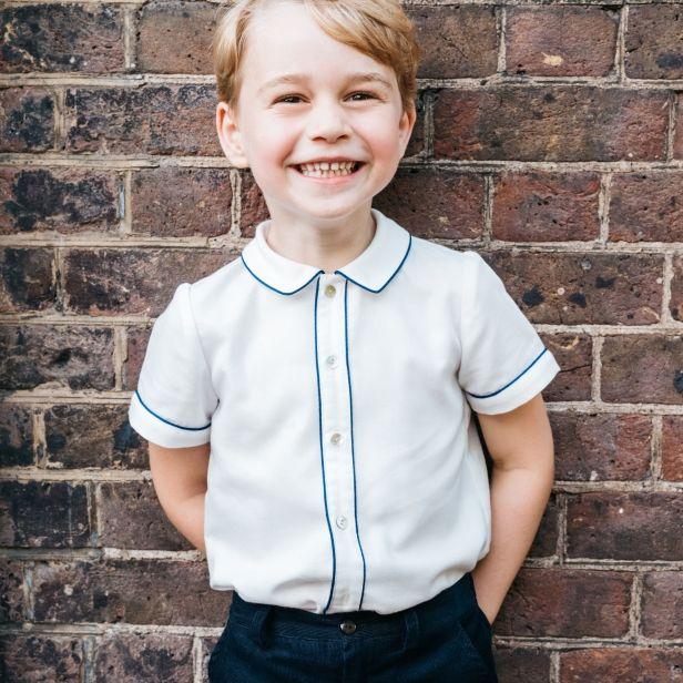 Bekommt Kate Middletons Sohn jetzt etwa Prügel? (Foto)
