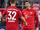 DFB-Pokal-Auslosung Viertelfinale 2020