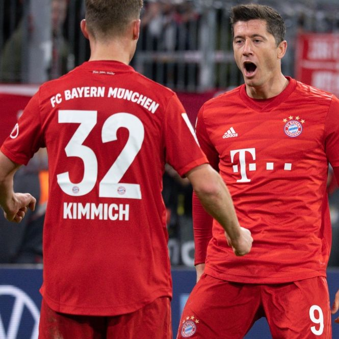 Schalke 04 vs. Bayern München, Eintracht Frankfurt vs. Werder Bremen (Foto)