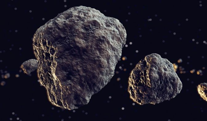 Asteroid 163373 am 15.02.2020