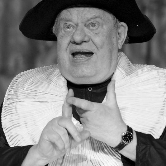 Deutscher Schauspieler mit 80 Jahren gestorben (Foto)