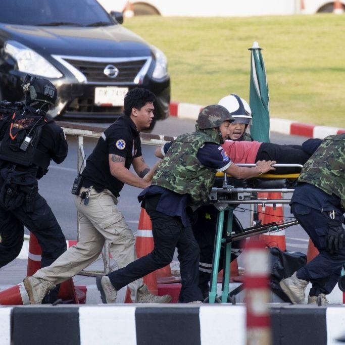 Zahl der Toten auf 30 gestiegen, 58 Menschen verletzt (Foto)