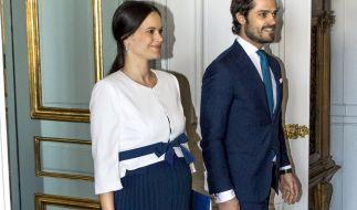 Prinz Carl Philip von Schweden und seine Ehefrau Prinzessin Sofia sind einem bösartigen betrug zum Opfer gefallen. (Foto)