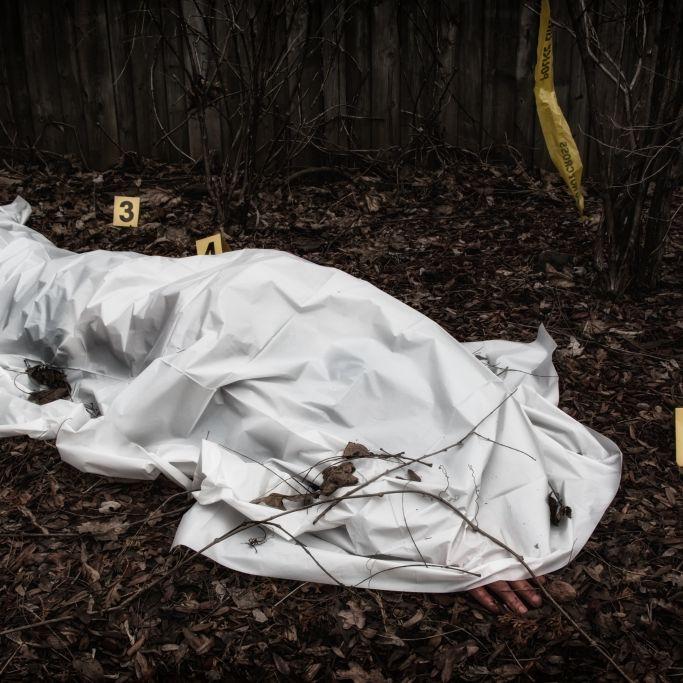 Mann zerstückelt und einbetoniert: zweimal lebenslänglich für Killer-Paar (Foto)