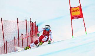 Die Ski alpin Weltcup 2019/2020 findet am 15. und 16. Februar im slowenischen Kranjska Gora statt. (Foto)