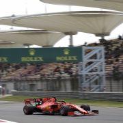 Formel 1 sagt Großen Preis von China wegen Virus-Angst ab (Foto)