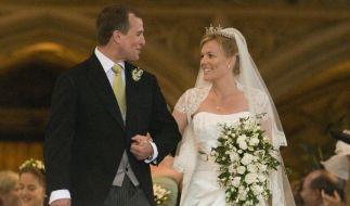 Die Liebe von Queen-Enkel Peter Phillips und Autumn Kelly ist nach zwölf Ehejahren zerbrochen. (Foto)