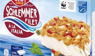 """Netto ruft das """"SeaGold Schlemmerfilet á la Italia"""" zurück. (Foto)"""