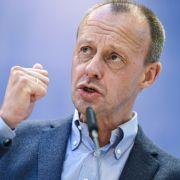 Friedrich Merz will CDU-Vorsitzender werden (Foto)