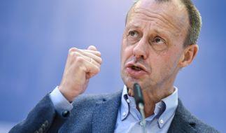 Friedrich Merz will offenbar als CDU-Vorsitzender kandidieren. (Foto)
