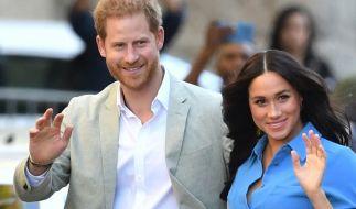 Goodbye, Adieu, auf Wiedersehen: Meghan Markle und Prinz Harry trennen sich von ihren Angestellten. (Foto)