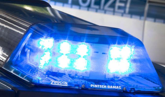 Polizei-Einsätze in 6 Bundesländern