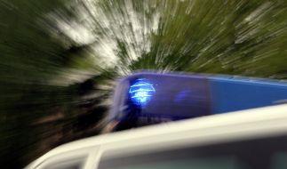 Auf der A 45 kam es zu einem Busunglück. Neun Personen wurden verletzt. (Symbolfoto) (Foto)