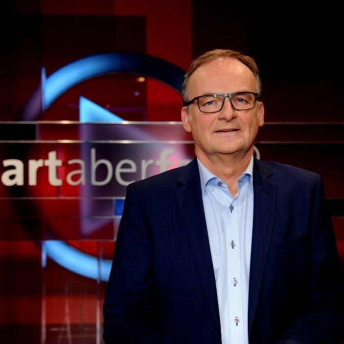 """Zwischen Patchwork-Familie und TV! So lebt der """"hart aber fair""""-Moderator (Foto)"""
