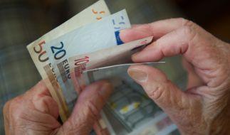 Droht deutschen Rentnern in Zukunft die Altersarmut? (Foto)