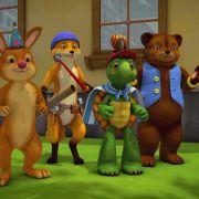 """""""Franklin und die geheimnisvolle Zeichnung"""" - So sehen Sie Folge 100 aus Staffel 2 der Zeichentrickserie im TV und Live-Stream (Foto)"""