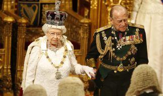 Queen Elizabeth II. & Prinz Philip