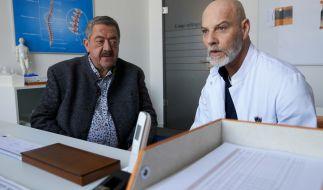 Joseph Hannesschläger ermittelt ein letztes Mal am 19. Februar als Rosenheim-Cop. (Foto)