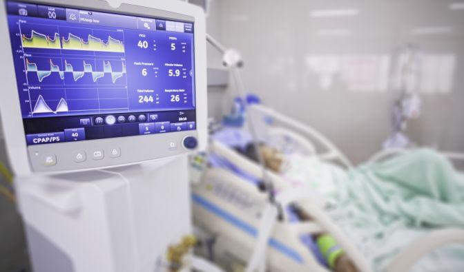 Conchata Ferrell in Klinik