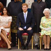 DAS wurde Herzogin Meghan von Queen Elizabeth II. untersagt (Foto)