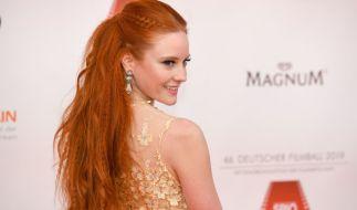 """Barbara Meier gewann die zweite Staffel von """"Germany's Next Topmodel"""". (Foto)"""