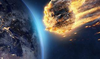 Droht uns bald der Weltuntergang? Forscher warnen vor 11 Monster-Asteroiden. (Foto)