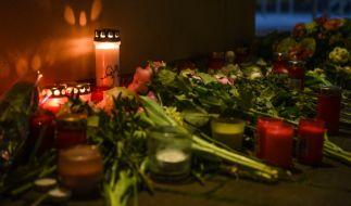 Nach dem Terror-Akt von Hanau mit 11 Toten ist die Bestürzung groß. (Foto)