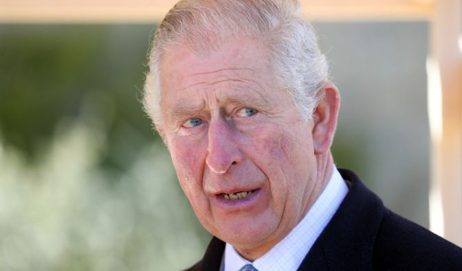 Prinz Charles in Gefahr