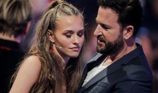 """Laura Müller und Michael Wendler bekamen bei """"Let's Dance"""" ordentlich ihr Fett weg. (Foto)"""