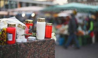 Der Schock nach dem Terror-Anschlag in Hanau sitzt noch immer tief. (Foto)
