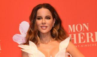 Kate Beckinsale macht auch mit 46 noch eine Hammer-Figur. (Foto)
