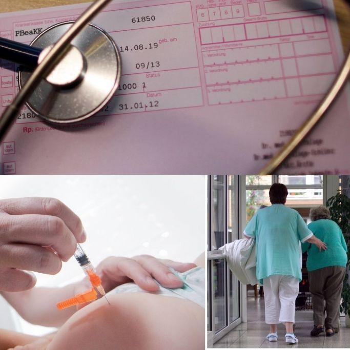Arztrezepte, Masernimpfpflicht und Co.! DAS änderte sichzum 1. März (Foto)