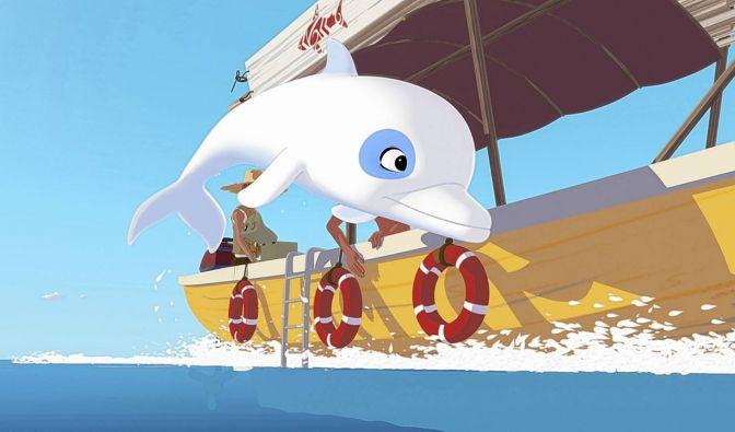 """""""Zoom - Der weiße Delfin"""" bei KiKa im Stream und TV"""