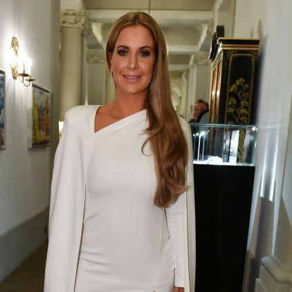 Göttlicher Body! In dieser Robe verzauberte Sidos Frau Berlin (Foto)