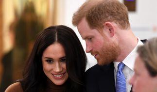Haben Meghan Markle und Prinz Harry den Bogen nun endgültig überspannt? (Foto)