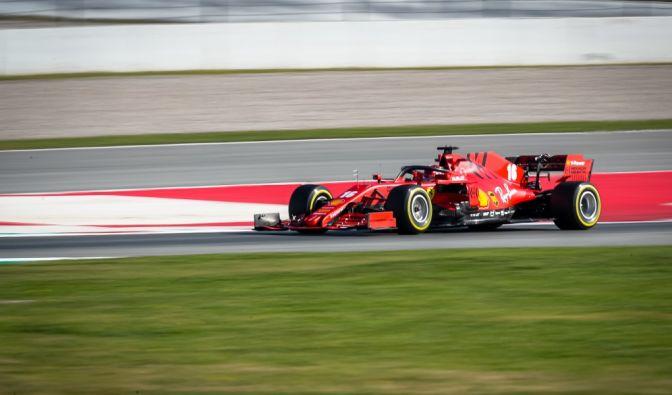 Formel-1-Kalender 2020