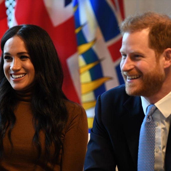 Reich statt royal! Macht der Megxit sie zur Milliardärin? (Foto)