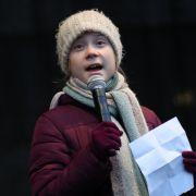 Todesschock! Klima-Greta weint um engen Verwandten (Foto)