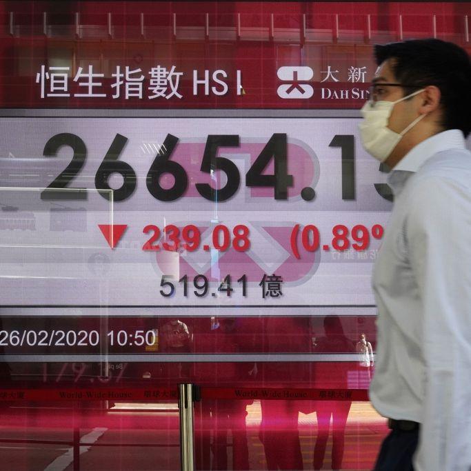 "Hongkong zahlt Bürgern 1.180 Euro ""Helikoptergeld"" (Foto)"