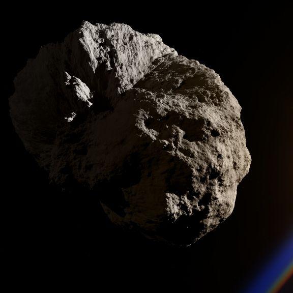 NASA besorgt! Droht bei DIESEM Brocken aus dem All ein Einschlag? (Foto)