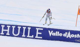 Die Ski-alpin-Damen müssen an diesem Wochenende in La Thuile ran. (Foto)