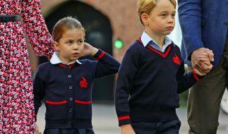 Bangen um ihre Gesundheit: Sind Prinz George und Prinzessin Charlotte in Gefahr? (Foto)