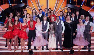 """Mit diesen 14 Paaren startet die 13. Staffel von """"Let´s Dance"""". (Foto)"""
