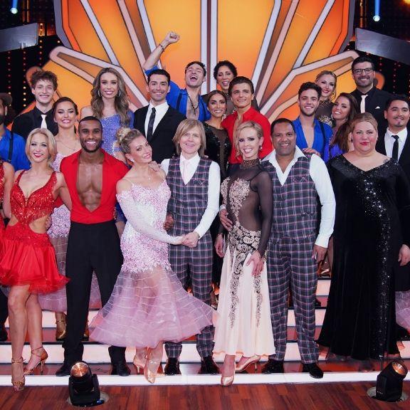 Alle Tänze im Überblick! Welcher Promi meistert heute die erste Runde? (Foto)
