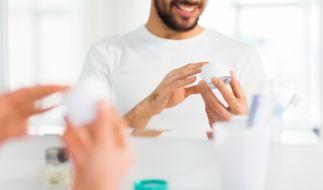 Männerhaut braucht sanfte Pflege. Der Markt mit feuchtigkeitsspendenden Gesichtscremes boomt. (Symbolfoto) (Foto)