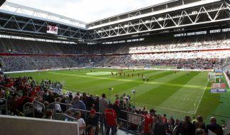 Geisterspiel in der Fußball-Bundesliga? Fortuna Düsseldorf gegen Hertha BSC wird am Freitag Abend wohl mit Zuschauern stattfinden können. (Foto)