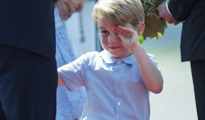 Kate Middleton in Sorge