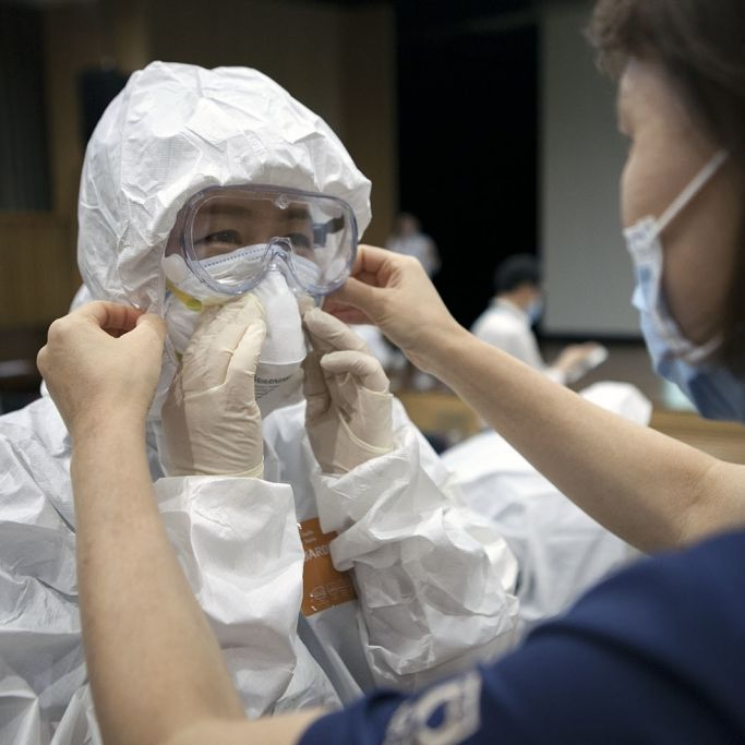 Pandemie-Studie prophezeit 65 Millionen Tote (Foto)