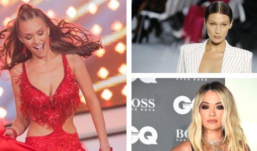 Laura Müller, Bella Hadid, Rita Ora